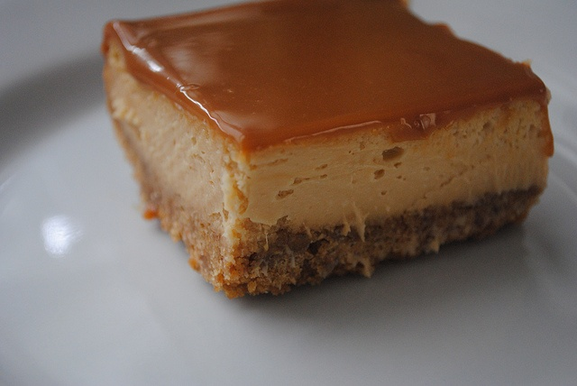 dulce de leche cheesecake *drool* | Cheesecakes | Pinterest