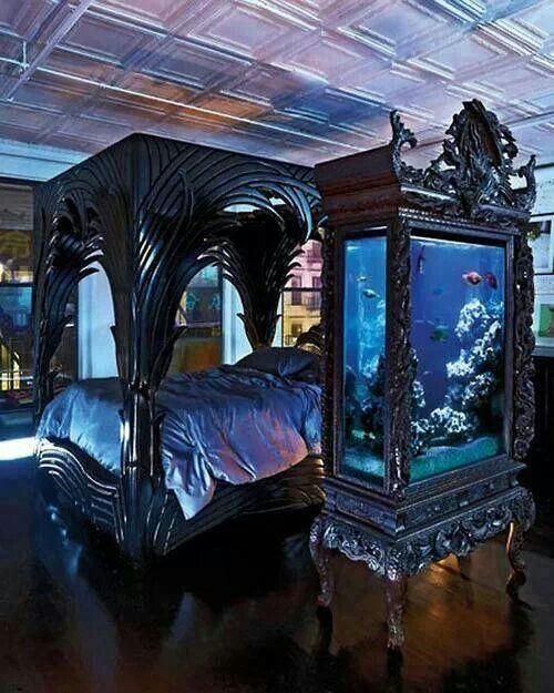 Gothic Bedroom Apartment Shit Pinterest