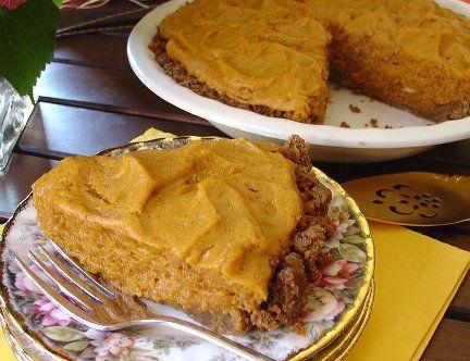 ... Pumpkin Chiffon Pie, Thanksgiving Pumpkin Chiffon Pie, Pie Recipes