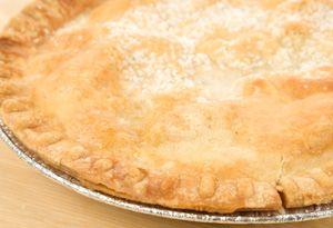 ... Pie Crust Recipe - Oprah.com made with 2 tsp. apple cider vinegar