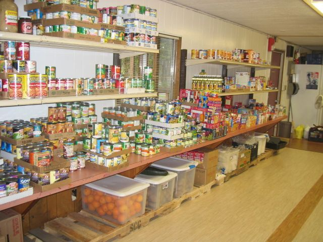 Oregon City Food Pantry
