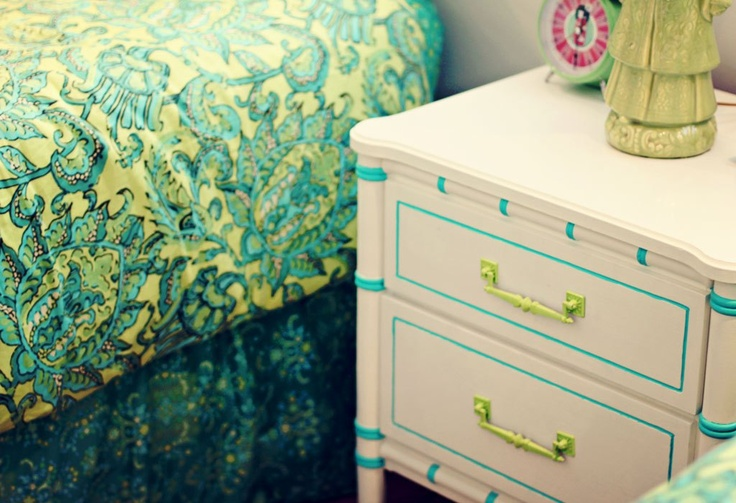 aqua lime green bedroom acc emma 39 s dream room pinterest
