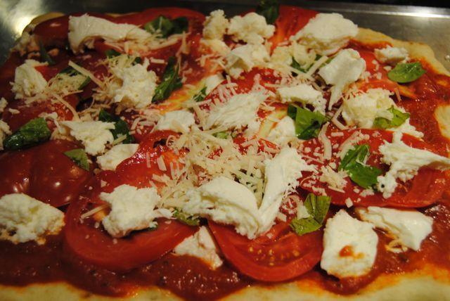 ... pizza with arugula prosciutto and arugula pizza arugula tomato pizza