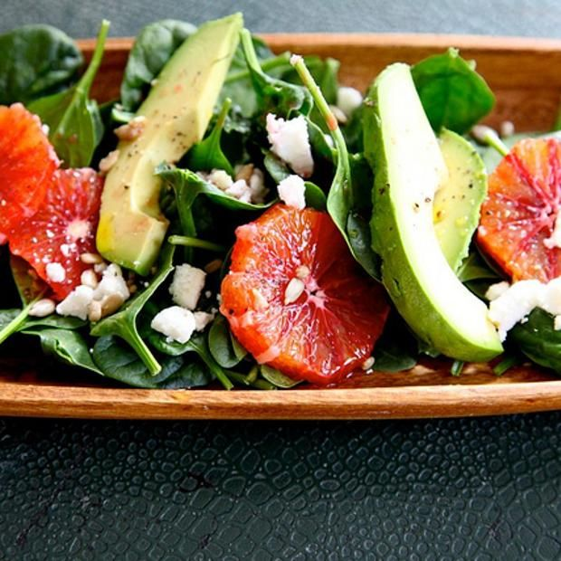 spinach pear and shaved parmesan salad recipes dishmaps spinach pear ...