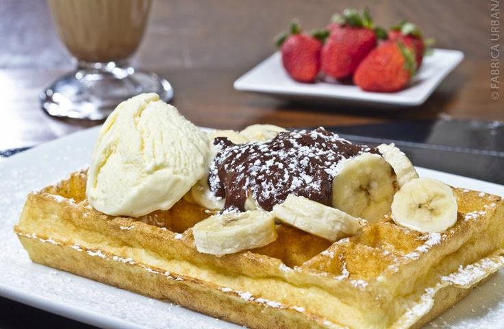 Waffle 2 | Yummy Stuff | Pinterest