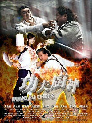 Kung Fu Đầu Bếp - HD