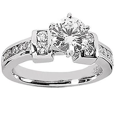 Pinterest Wedding Rings Unique ENS392A Engagement Rings Pinterest