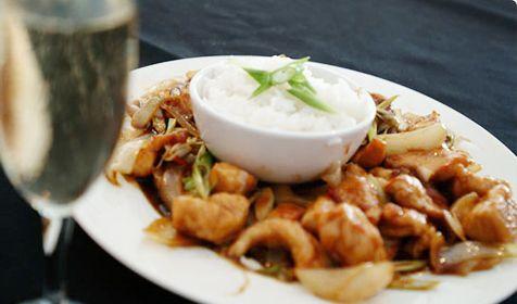 Sweet Chilli Ginger Garlic Chicken | This week | Pinterest
