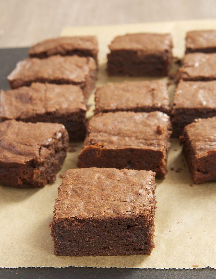 to beat a batch of freshly baked brownies. My Favorite Fudgy Brownies ...