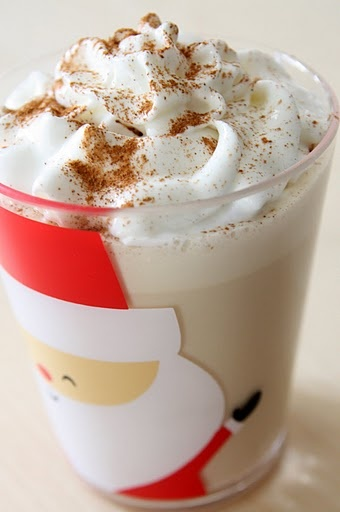 eggnog latte (decaf)   Lattes   Pinterest