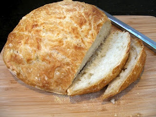 good.: No-Knead Bread - this looks soooooo much better than the bread ...