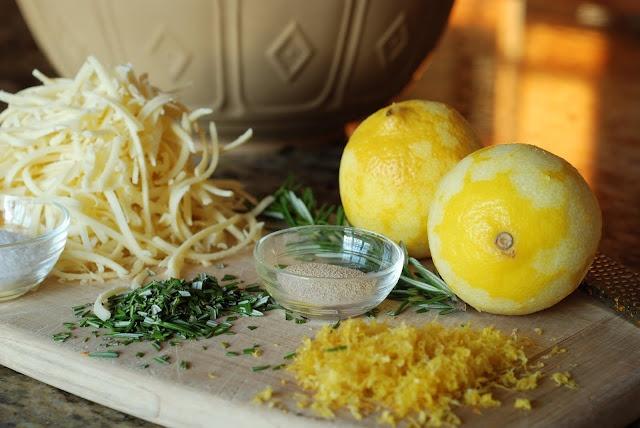 ... Rosemary lemon Gruyere, Lemon thyme Asiago, Asiago, Mixed herb with