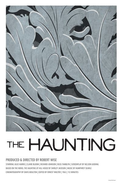 The haunting 1963 one of the greatest haunted house movies and