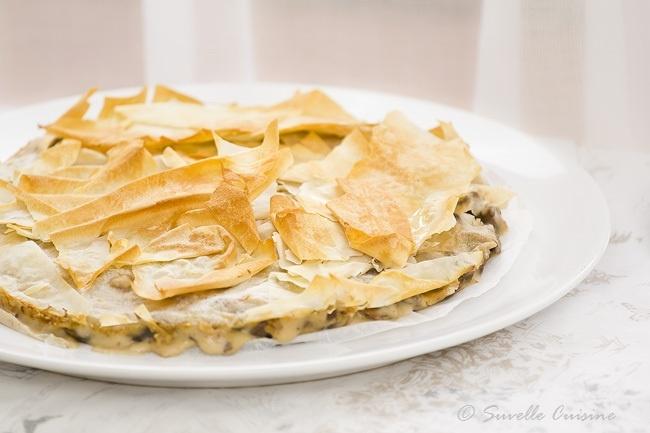 Mushroom pie | Food | Pinterest