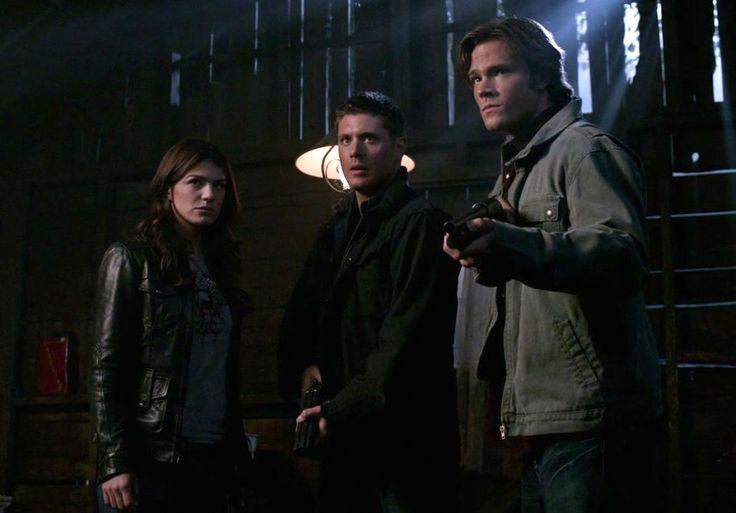 Ruby, Dean & Sam - 4x10 Heaven and Hell   SUPERNATURAL   Pinterest