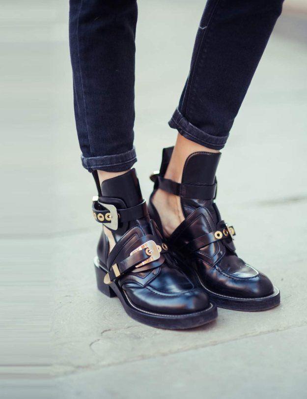 Balenciaga-Boots