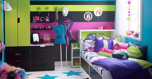 slaapkamer meisje 7 jaar ~ lactate for ., Deco ideeën