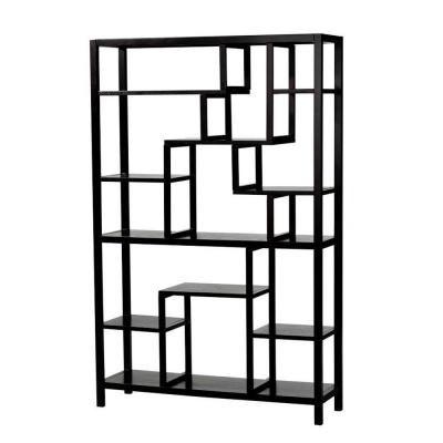 Parsons 40 In W Black Display Shelf