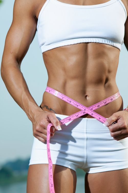 Learn how to get great abs in no time