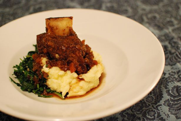 Ancho-Coffee Braised Short Ribs - The Food in my Beard