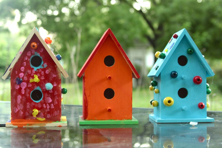 Birdhouses bird house birds pinterest for Birdhouse project