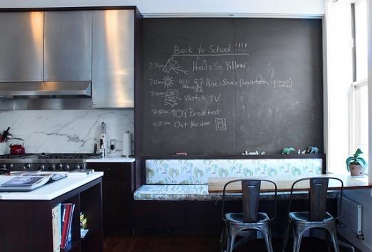 great kid friendly kitchen