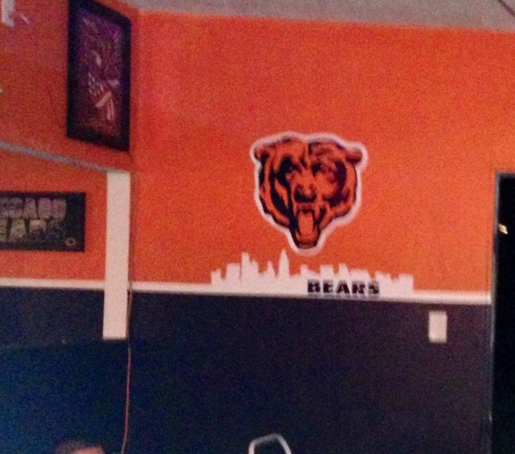 Man Cave Store Chicago : Man cave chicago bears pinterest