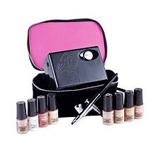 Luminess Airbrush Makeup on Luminess Air Premium Airbrush Cosmetics System Makeup       Let S Mak