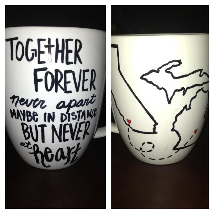 Sharpie mug!