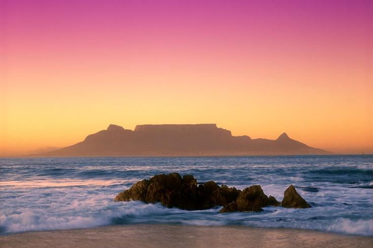 Table Mountain, Cidade do Cabo