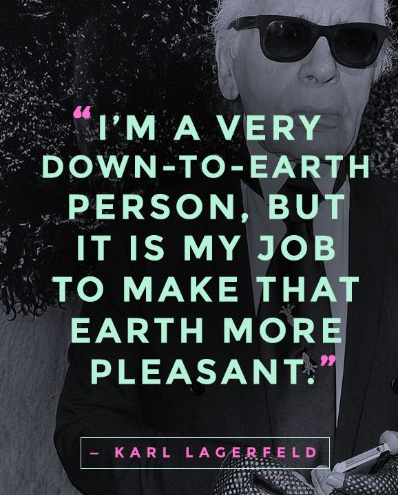 The 50 Best Fashion Quotes Ever | StyleCaster