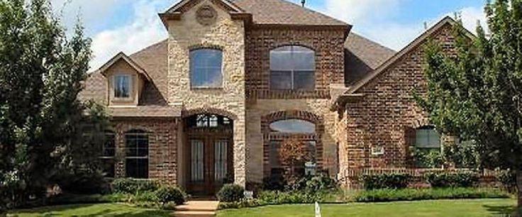 Texas Style House Plan