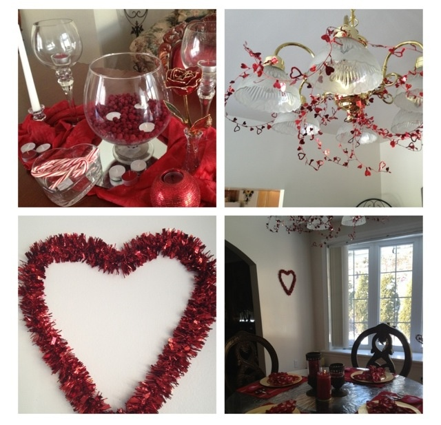 valentine's day house flags