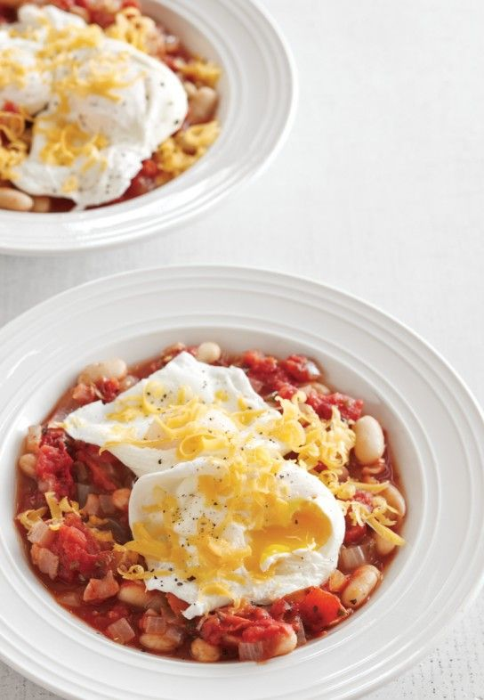 ragout with poached eggs ragout with poached eggs for moroccan merguez ...