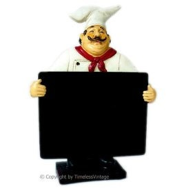 Fat chef chefs pinterest for Fat chef kitchen ideas