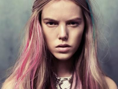 7 Temporary Ways to Color Your Hair