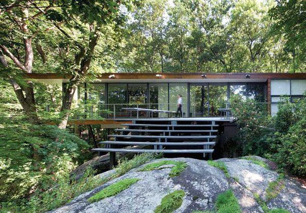 peter glick rado house modern architecture design