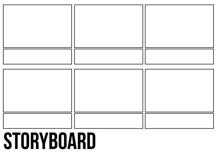 6 Box Storyboard