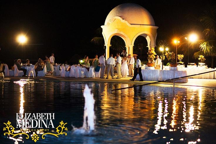 secrets capri riviera cancun wedding - Google Search