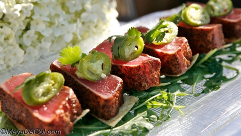 adobo african adobo rubbed tuna recipes dishmaps african adobo rubbed ...
