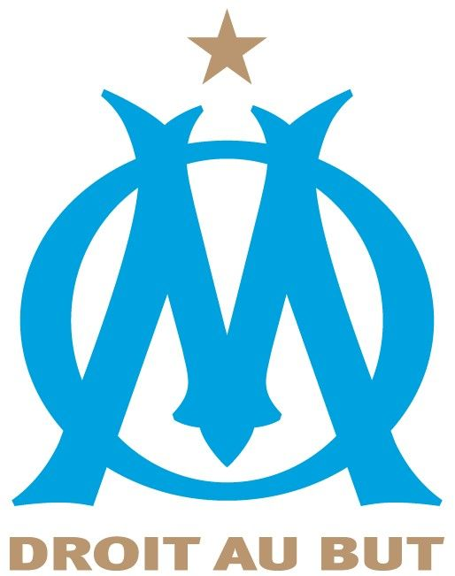 Olympique de marseille logos sports pinterest for Decoration chambre olympique de marseille