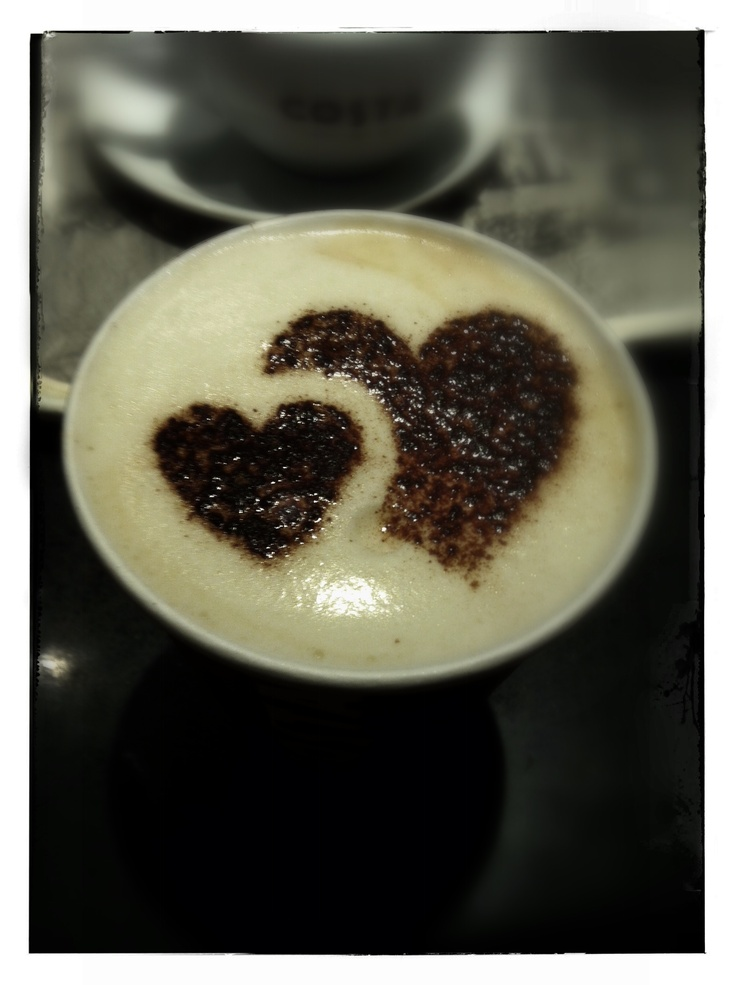 coffee club valentines day menu