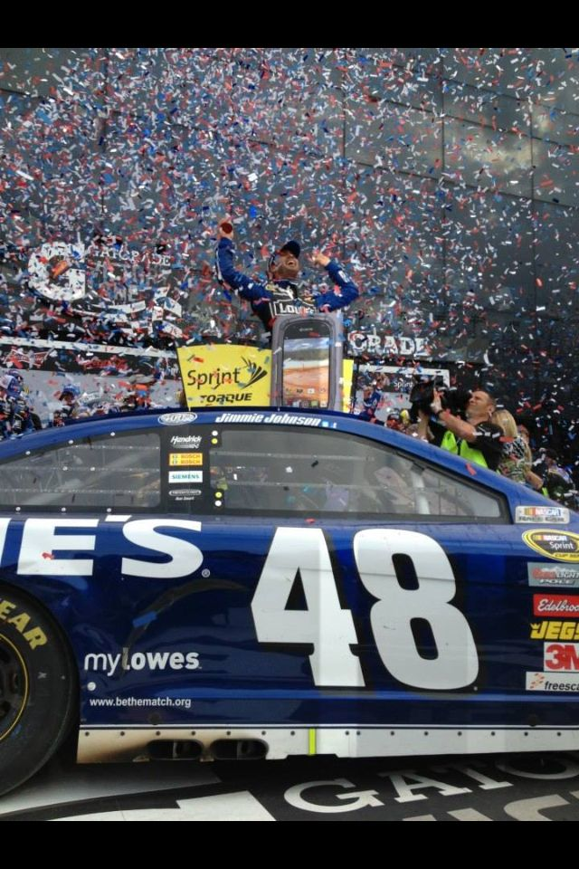 nascar cup champions