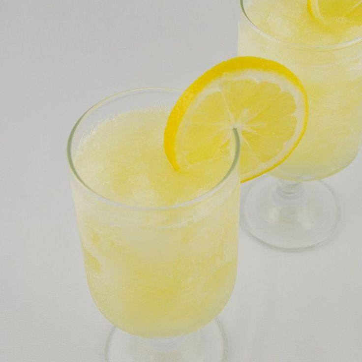 Meyer Lemon Granita   {Frozen Treats & Drinks}   Pinterest