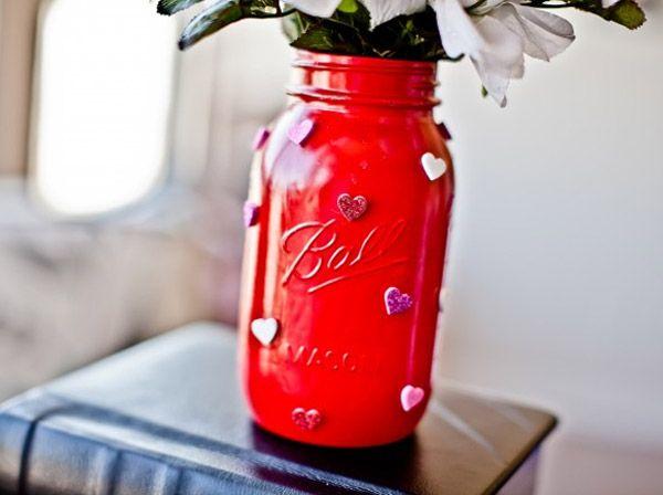 valentine's day jar ideas
