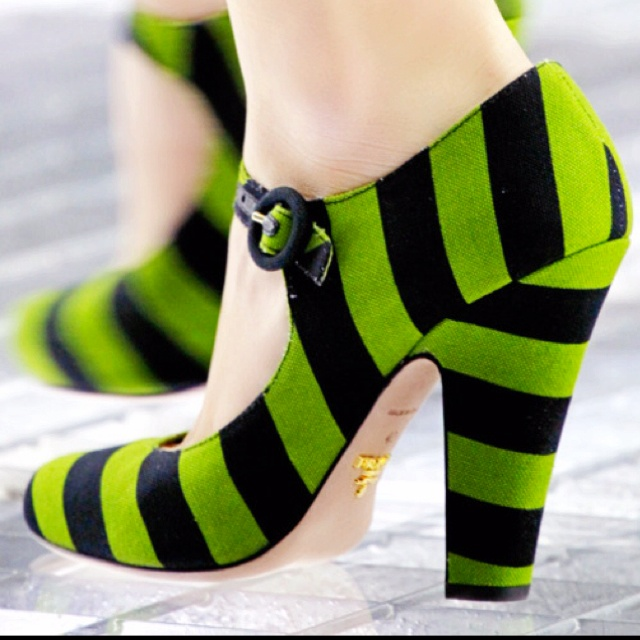 Wicked inspired by Prada