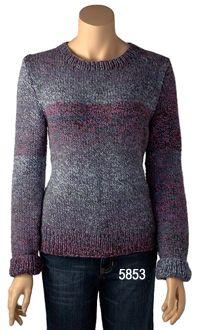 basic sweater pattern to knit