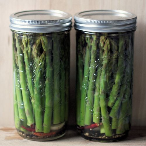 pickled asparagus   yummm   Pinterest