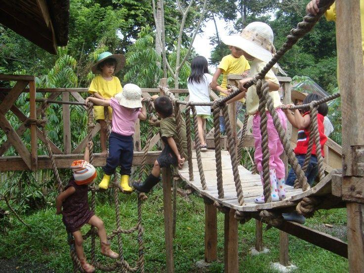 Unique Backyard Playground Ideas : Playground Landscaping Ideas  christie jett 28 weeks ago playground