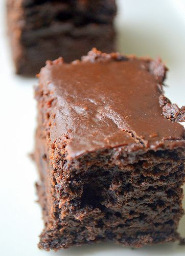 Chocolate Stout Brownies | Food! | Pinterest